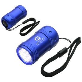 Custom Aluminum Gizmo LED Light