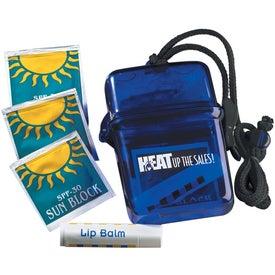 Gladiator Waterproof Sun Kit