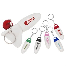 Glass Cleaner Keychain Branded with Your Logo