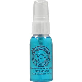 Glass Cleaner Spray (1 Oz.)