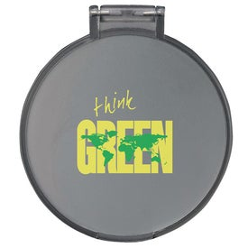Glimmer Round Mirror for Your Company