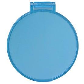 Glimmer Round Mirror for Marketing