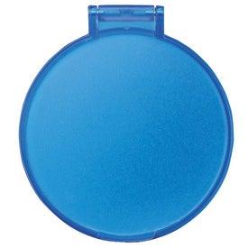 Logo Glimmer Round Mirror