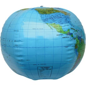 Promotional Global Beach Ball