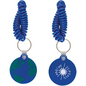 Global Key Fob with Coil