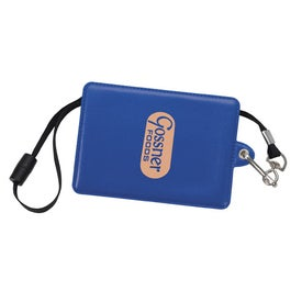 Glory ID Holder with Lanyard for Marketing