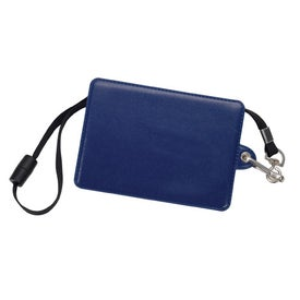 Personalized Glory ID Holder with Lanyard