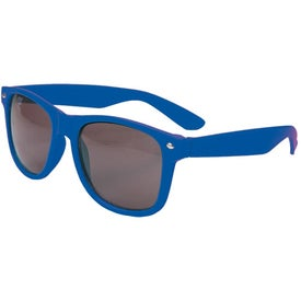 Glossy Sunglasses Imprinted with Your Logo