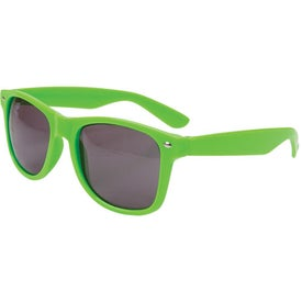 Printed Glossy Sunglasses