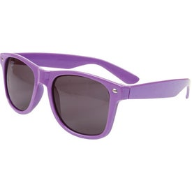 Customized Glossy Sunglasses