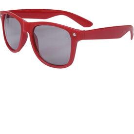 Advertising Glossy Sunglasses