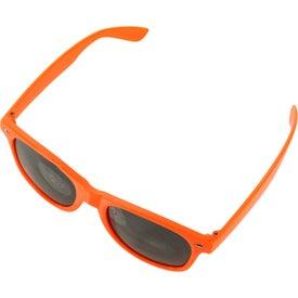 Glossy Sunglasses for Marketing