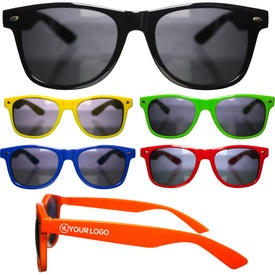 Personalized Glossy Sunglasses