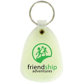 Glow in the Dark Plastic Tuff Tag