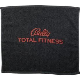 Advertising Go Go Rally Towel