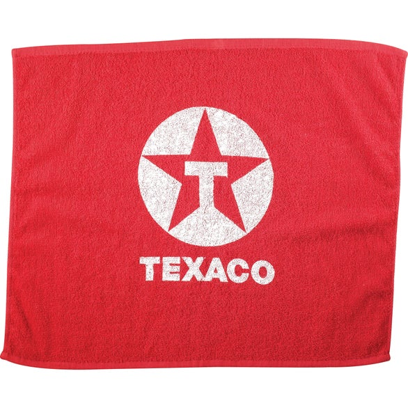 Red Go Go Rally Towel