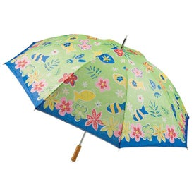 Personalized Going-to-the-Beach Umbrella
