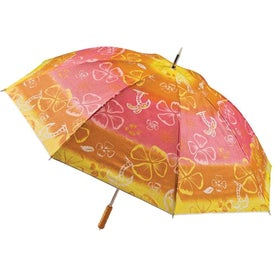 Customized Going-to-the-Beach Umbrella