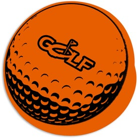 Golf Keep-It Clip Imprinted with Your Logo