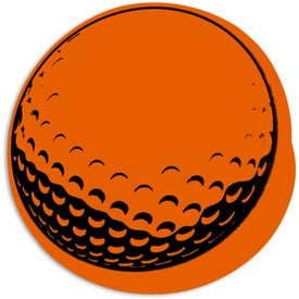 Printed Golf Keep-It Clip
