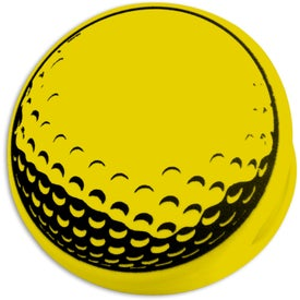 Golf Keep-It Clip Printed with Your Logo