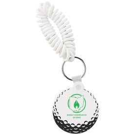 Golf Key Fob with Coil