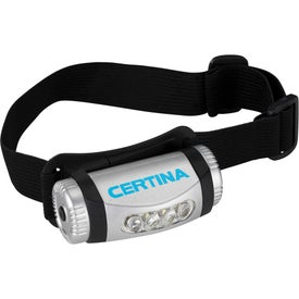 Gommer Head Lamp for Promotion