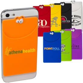Goofy Silicone Mobile Device Pocket