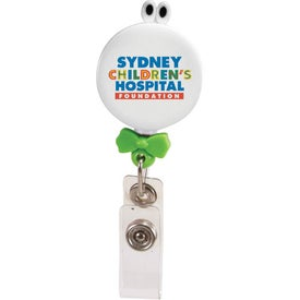 Googly-Eyed Bow Tie Badge Holder Giveaways