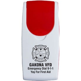 Grab N Go First Aid Kit Branded with Your Logo