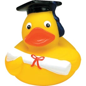 Graduate Rubber Duck Giveaways