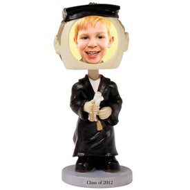 Graduate Single Bobble Heads