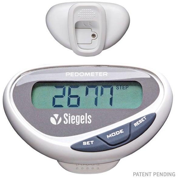 Grand View Trek Pedometer