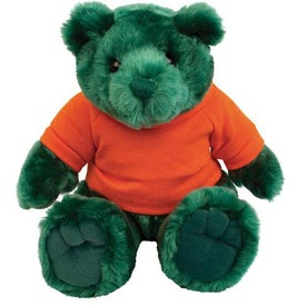 Plush Bear Knuckles Imprinted with Your Logo