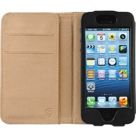 Griffin Midtown Passport Wallet For iPhone 5 Branded with Your Logo