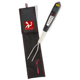 Grill Master Digital Fork
