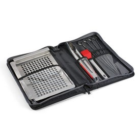 Grill Master Gourmet Tray Kit for Your Company