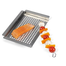 Printed Grill Master Gourmet Tray Kit