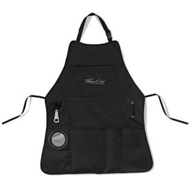 Grill Master Apron Kit (Unisex, Black, Royal Blue/Black, and Red/Black)
