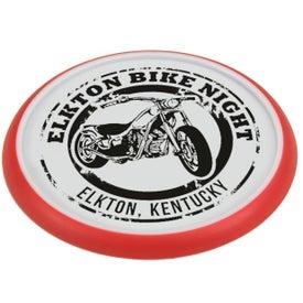 Logo Grip Coaster