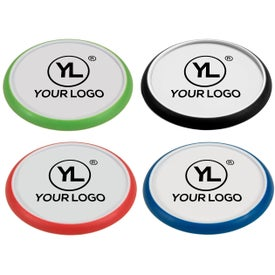 Grip Coaster Printed with Your Logo