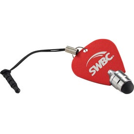 Guitar Pick Mobile Stylus for Your Company