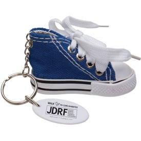 Gym Shoe Keytag for Your Church