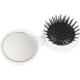 Hair Brush with Lint Brush with Your Logo