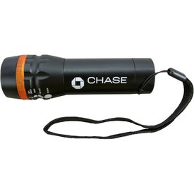 Customized Halo Dual Output LED Flashlight