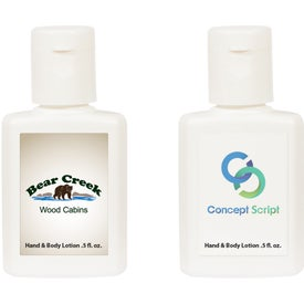 Customized Hand and Body Lotion