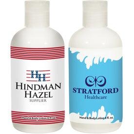 Hand and Body Lotion Bottle for Your Company