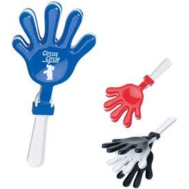 Customizable Hand Clapper