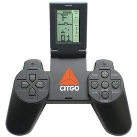 Hand Held 9,976-In-1 Game with Your Logo