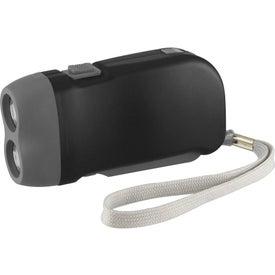 Customized Hand-Powered Flashlight
